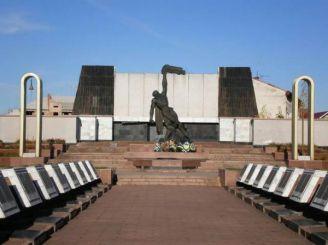 Мемориал Площадь скорби, Коломыя